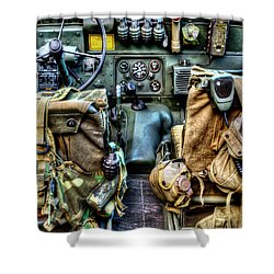 The Jeep 046 Shower Curtain