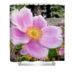 The Jewel Of The Garden Shower Curtain