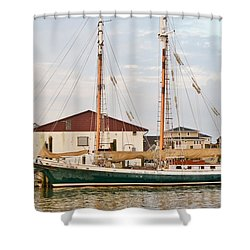 The Kaiui Ana - Ocean City Maryland Shower Curtain