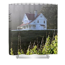 The Keepers House 2 Shower Curtain
