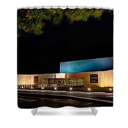 The Kennedy Institute 002 Shower Curtain