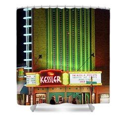 The Kessler V2 091516 Shower Curtain