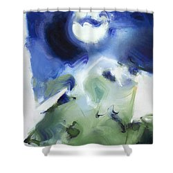 The Keys Of Life - Desire Shower Curtain