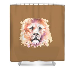 The King T-shirt Shower Curtain