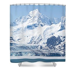 The Land Of Ice Shower Curtain