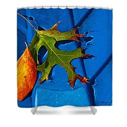 The Last Dance Shower Curtain by Christopher Holmes