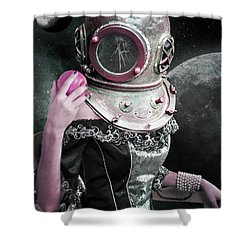 The Last Eve  Shower Curtain by Mihaela Pater