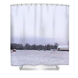 The Last Farm... Shower Curtain