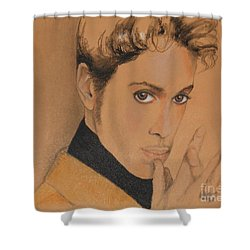 The Late Prince Rogers Nelson Shower Curtain