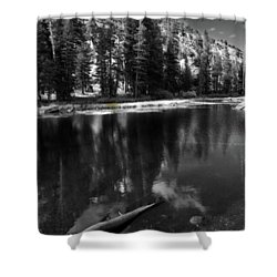 The Lengths That I Would Go To Shower Curtain by Laurie Search