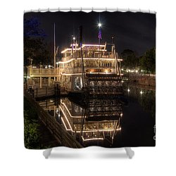 The Liberty Belle Shower Curtain