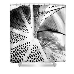The Lighthouse Keeper's Demise  Shower Curtain