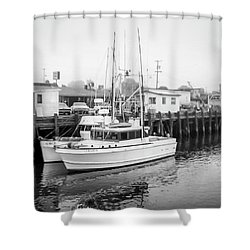 The Lorabee-1979 Shower Curtain