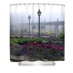 The Magic Garden Shower Curtain