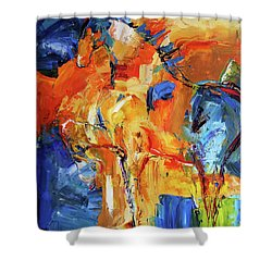 The Majesty II Shower Curtain