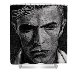The Man Who Fell To Earth 1976 Shower Curtain