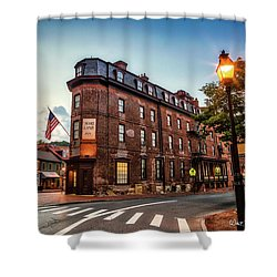 The Maryland Inn Shower Curtain