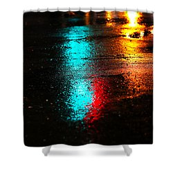 Shower Curtain featuring the photograph The Memory Lane by Prakash Ghai