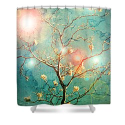 The Memory Of Dreams Shower Curtain