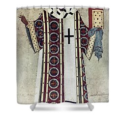 The Metropolitan Alexis Shower Curtain by Granger