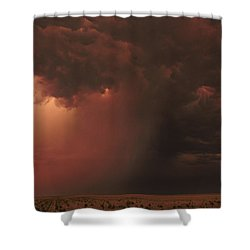 The Microburst Shower Curtain