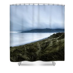 The Misty Mountains Of Mourne Shower Curtain