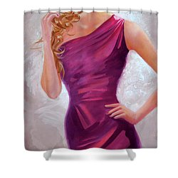 The Model Shower Curtain