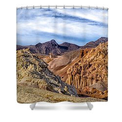 The Monte Cristos  Shower Curtain