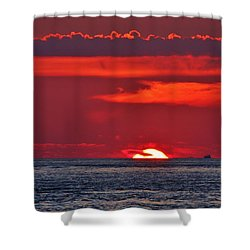 Shower Curtain featuring the photograph The Most Precious Gold... by Vadim Levin