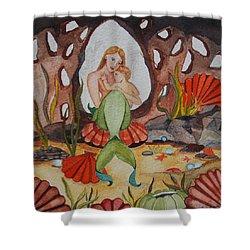 The Most Precious Treasure Shower Curtain