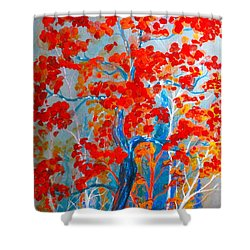 The Mother Shower Curtain