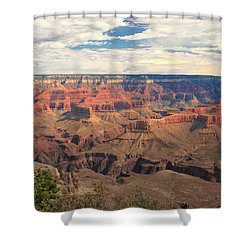 The Natives Holy Site Shower Curtain