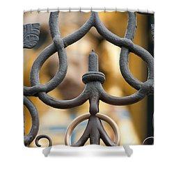 The Nuremberg Ring Shower Curtain