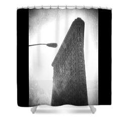The Old Neighbourhood Shower Curtain