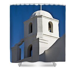 The Old Scottsdale Mission Shower Curtain