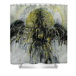 The Omen Shower Curtain