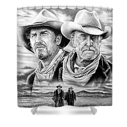 The Open Range Shower Curtain