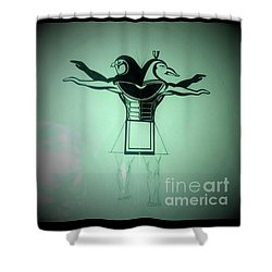 The Perfect Circling Of Your Square Shower Curtain
