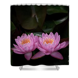 The Perfect Couple Shower Curtain