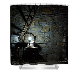 The Perfect Place For Music Shower Curtain