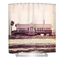 Shower Curtain featuring the photograph The Perfect Summer by Trish Mistric