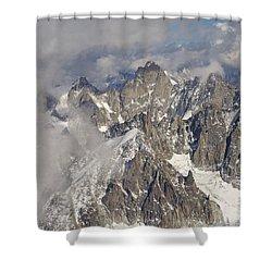 The Pinnacle Shower Curtain