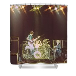 The Police 9 Shower Curtain