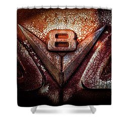 The Power Of 8 Shower Curtain
