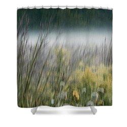 The Prairie Awakens Shower Curtain by Tim Good