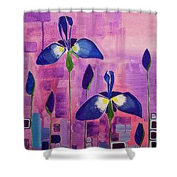 The Promise Of Tomorrow Shower Curtain