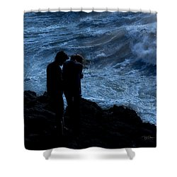 The Proposal Shower Curtain