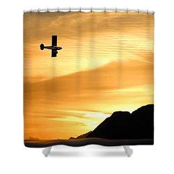 The Reason Shower Curtain