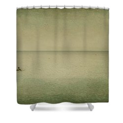 The Recesses Of The Deep Shower Curtain