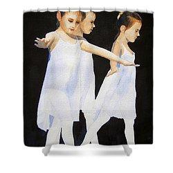 The Recital Shower Curtain